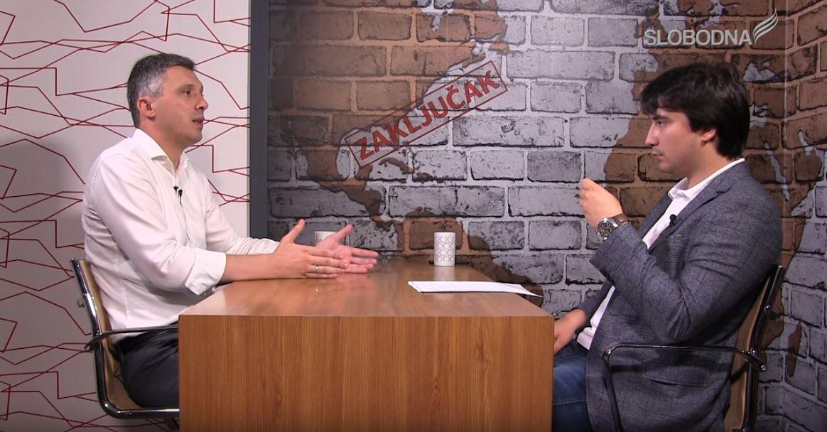 Boško Obradović na Slobodnoj TV: Reći da sam u dilu sa Vučićem je bezobrazno!