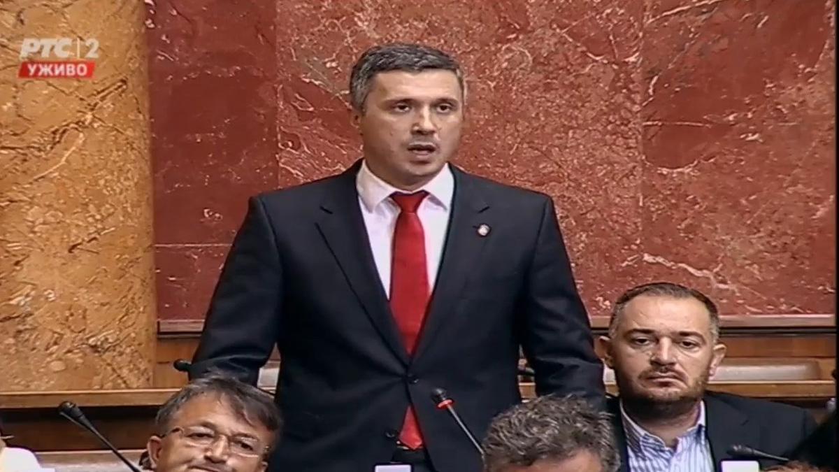 Obradović: Ministar poljoprivrede je priznao da radi za tajkune i strance
