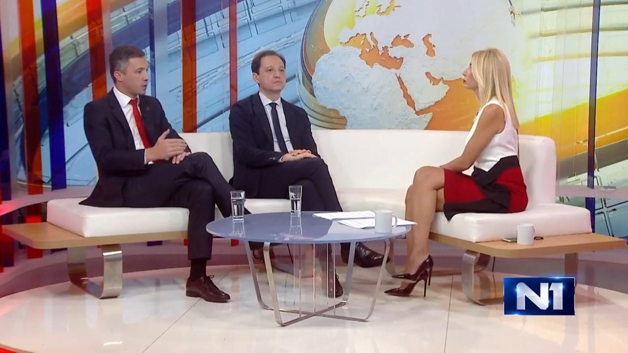 Obradović za N1: Imam utisak da Šutanovac i Vučić imaju dogovor