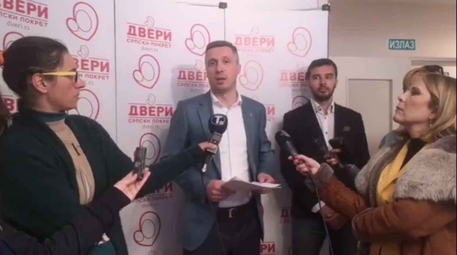 Boško Obradović i Savo Manojlović o radu REM-a i medijskom linču opozicije
