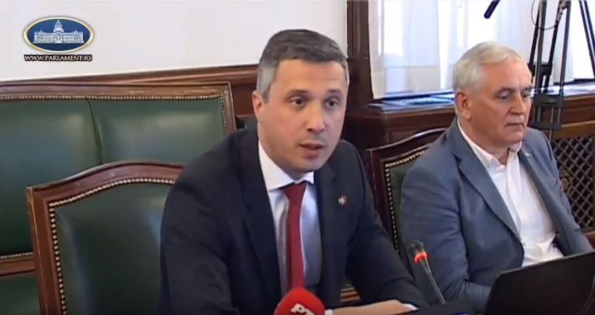 Boško Obradović: Kancelarija za KiM kao kancelarija za pomoć dijaspori