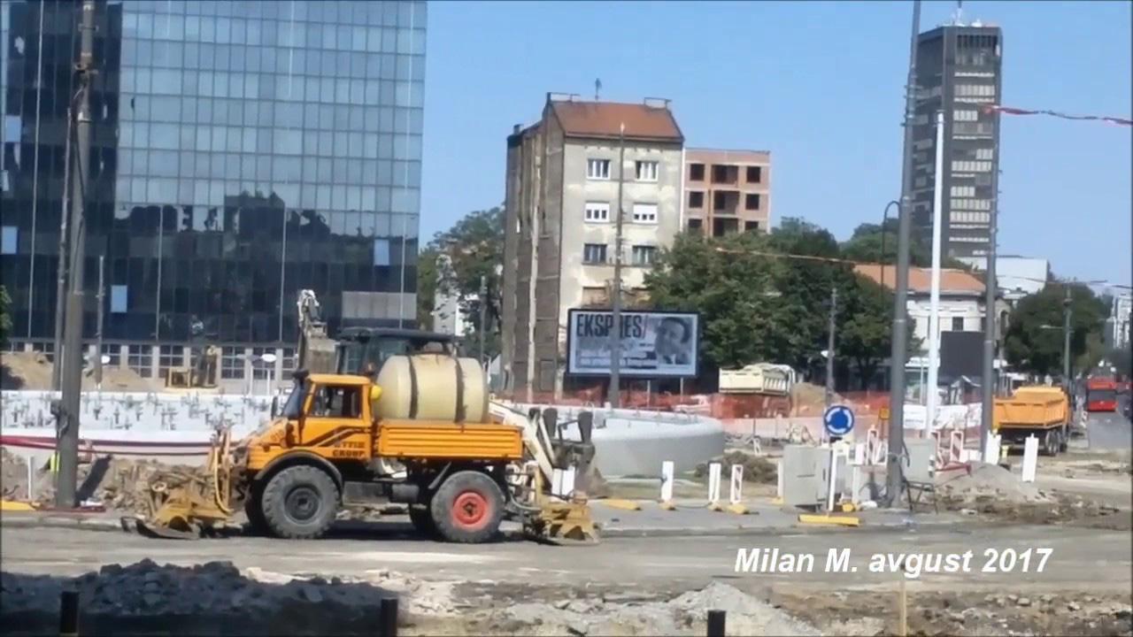 Dveri Beograd: Slavija kao simbol nesposobne gradske uprave