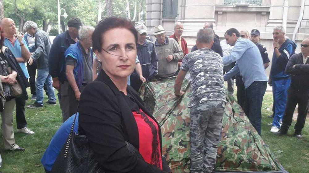 Niš: Dveri podržale protest boraca i radnika