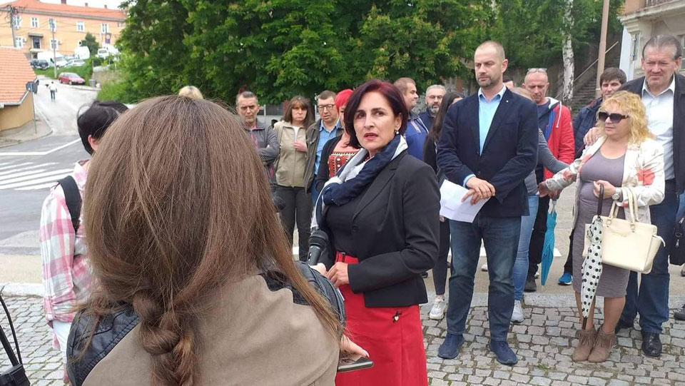 Tamara Kerković: Knjaževac na mapi nasilja u Srbiji