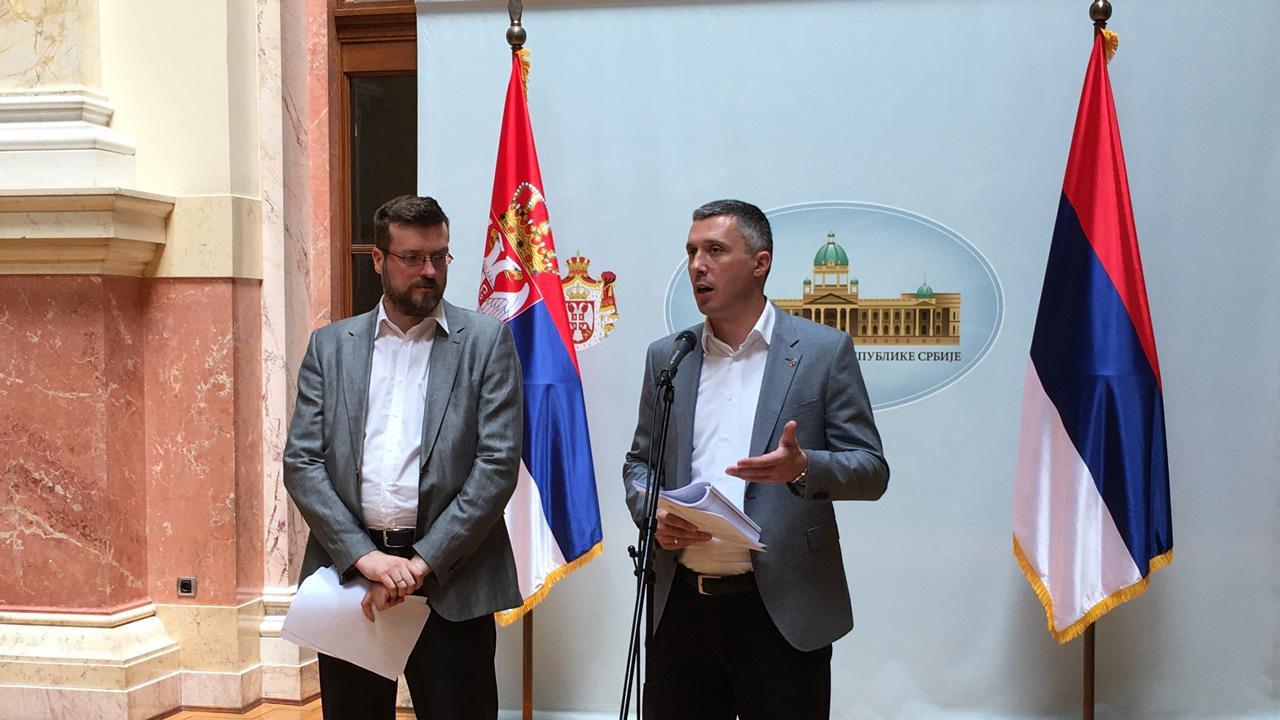 Kriza morala društva je uzrok tragedija u Srbiji