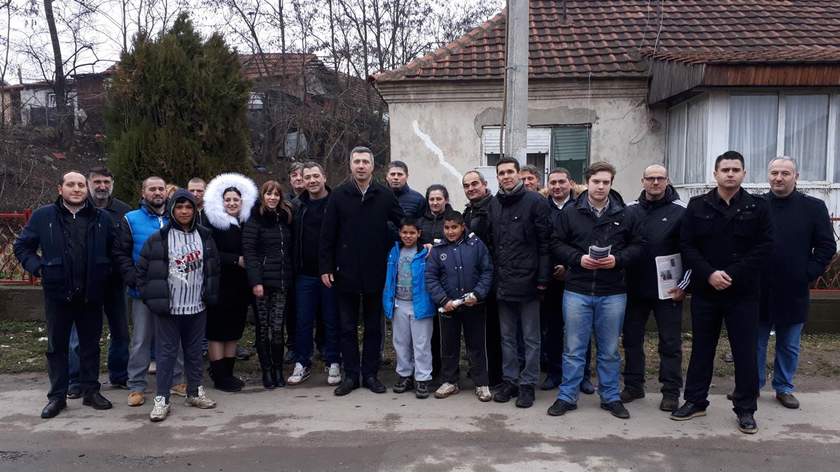 Boško Obradović: Cilj ovih mladih ljudi je da se Kostolac vrati Kostolčanima