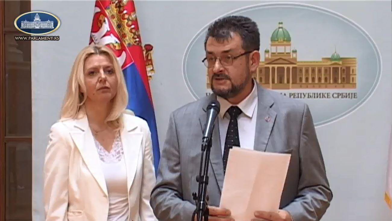 Dr Dragan Vesović: Sve članice SzS imaju pravo na svoju politiku