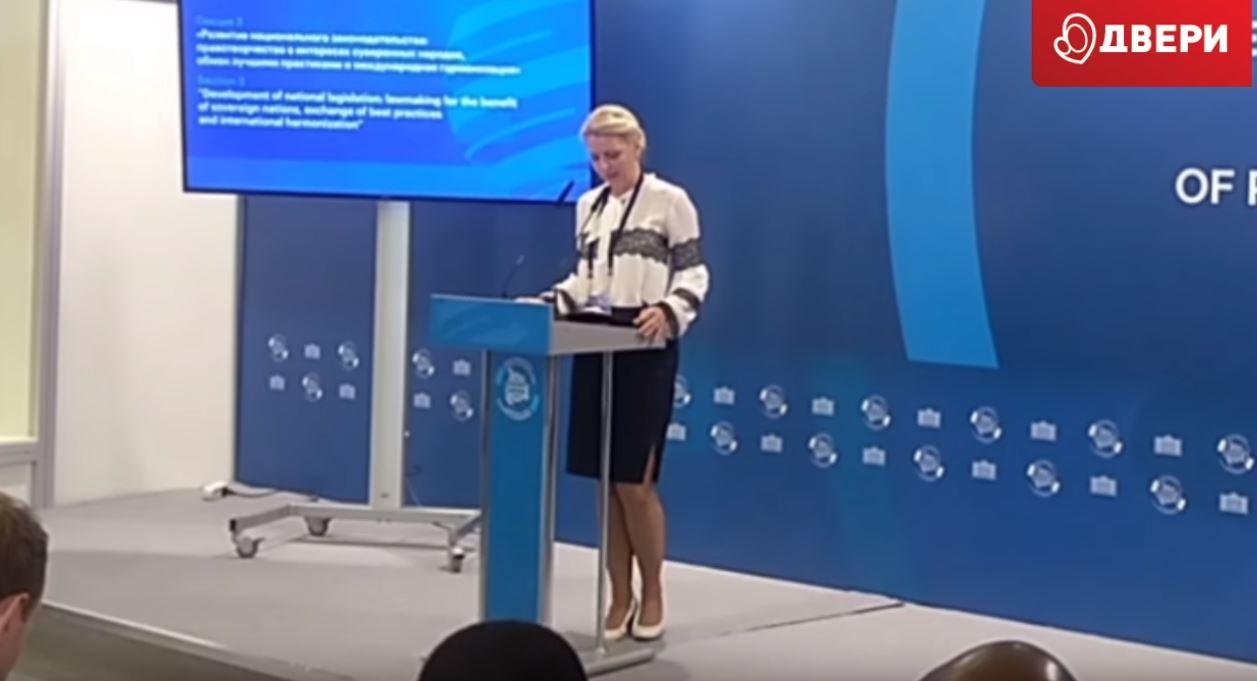 Marija Janjušević: Dok ja u Moskvi govorim o Kosmetu, u Srbiji to nekome smeta