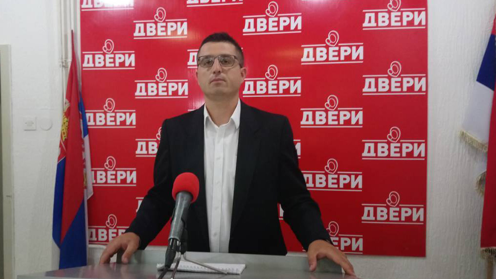 Radoš Pejović: Ispratićemo SNS cirkus iz naše Vojvodine