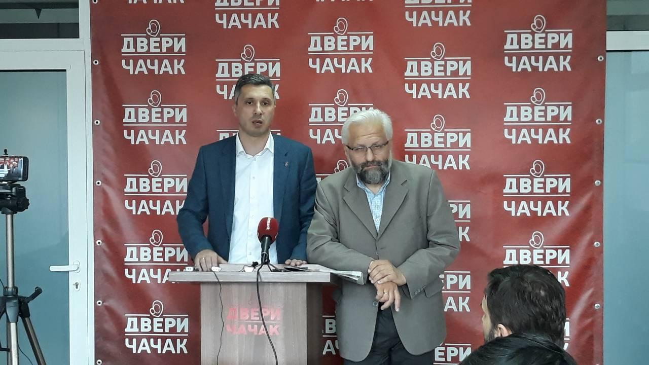 Boško Obradović i dr Vladimir Dimitrijević: Sve ovo je strašan udar na KiM i porodicu