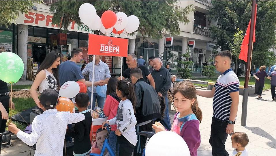 Dveri u Bujanovcu obeležile nedelju porodice
