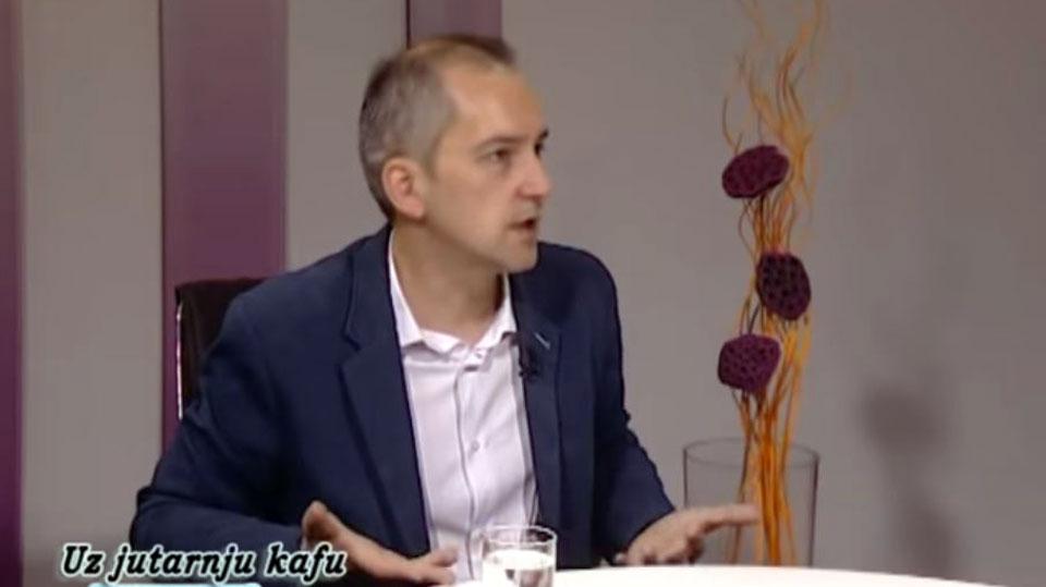 Goran Malčić – Uz jutarnju kafu (16.05.2019.)