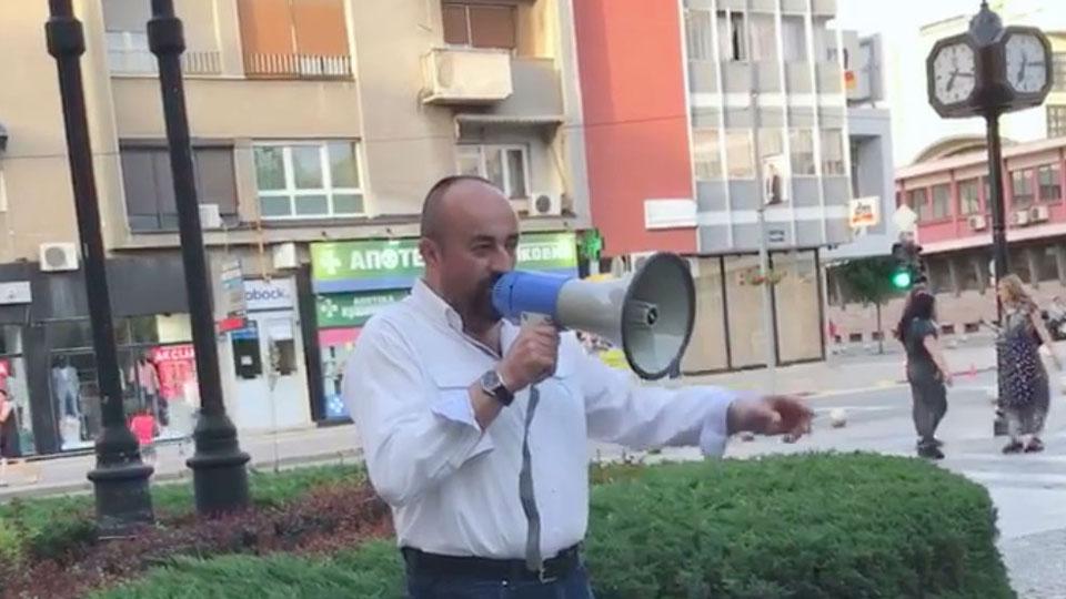 Milovan Jakovljević u Kruševcu: Postali smo deponija Evrope