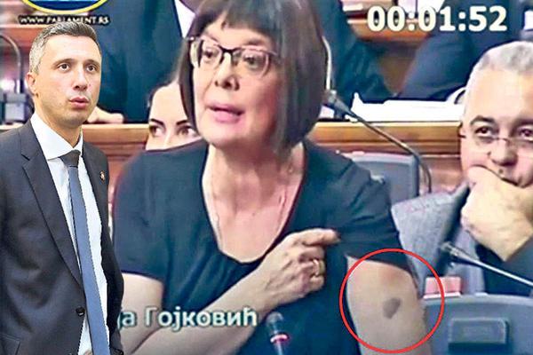 Skandal: Maja Gojković lažirala lekarsku dijagnozu