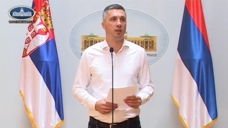 Boško Obradović: Novim zakonom o izvršenju legalizovana dosadašnja i buduća pljačka građana