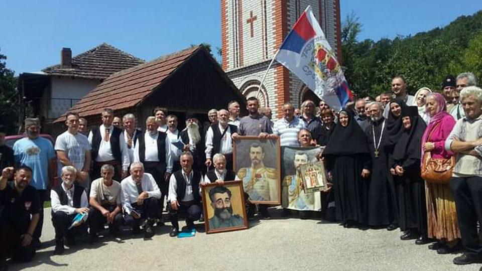 Narodni poslanik Ivan Kostić u poseti opštinskoj organizaciji Dveri u Svilajncu