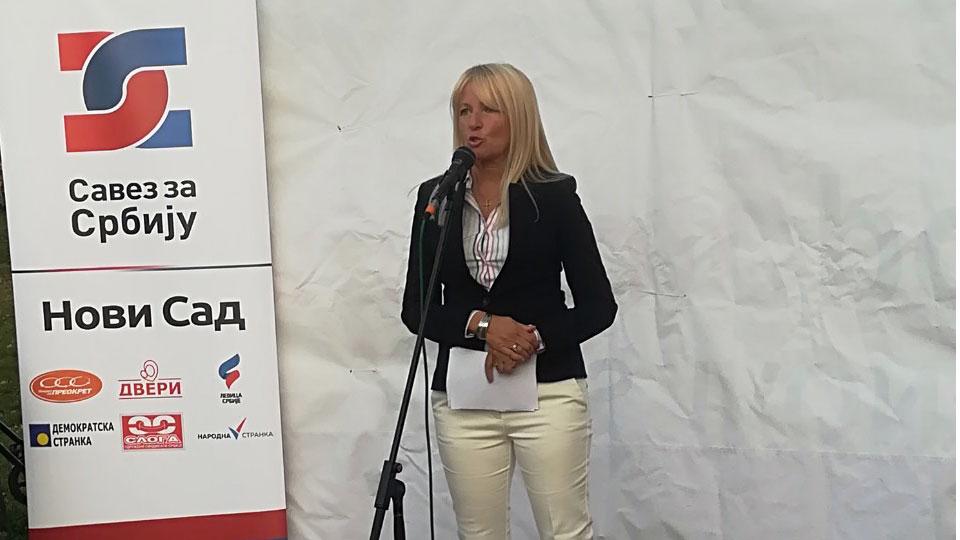 SzS Novi Sad: Ne damo vam Limanski park