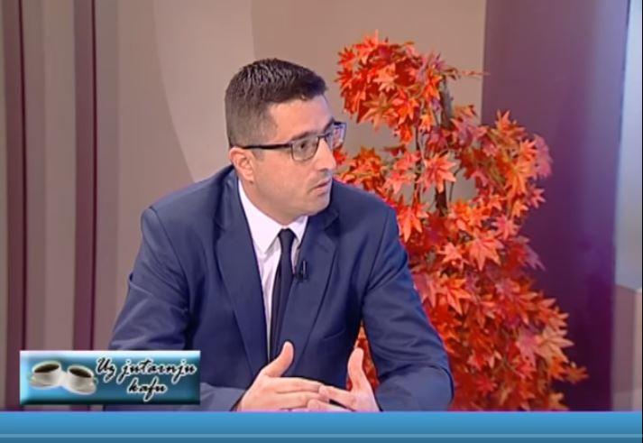 Radoš Pejović na TV NAŠA: Porodica je najvredniji nacionalni resurs