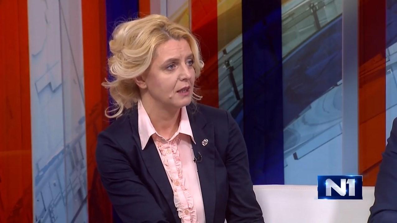 Marija Janjušević na N1