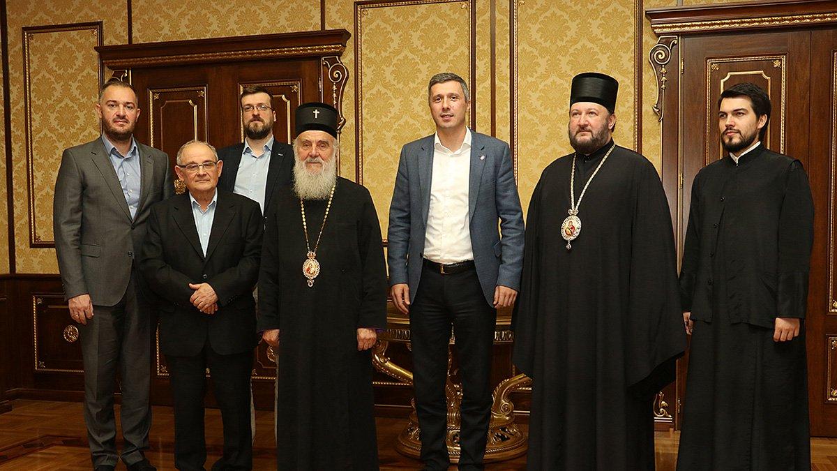 Dveri sa Patrijarhom po pitanju Kosova i Metohije