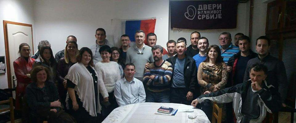 Dveri Dragačevo spremne za nove lokalne izbore i preuzimanje vlasti