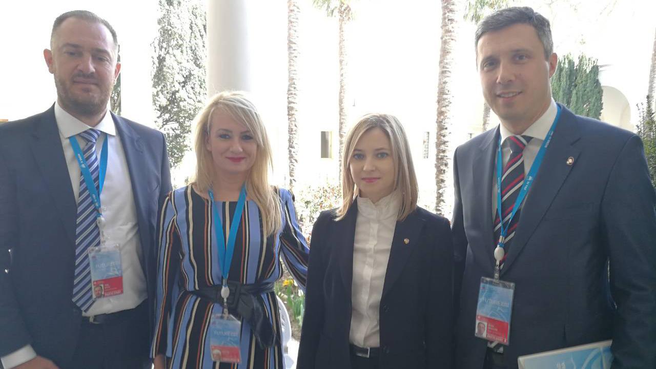 Dveri na Krimu: U svim susretima insistirali smo na temi Kosmeta