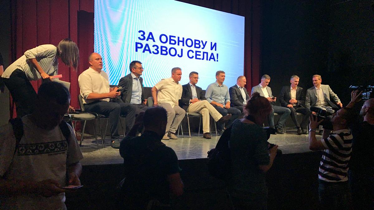 Osnivači Saveza: SNS u Šapcu pokazao kako zamišlja slobodu mišljenja