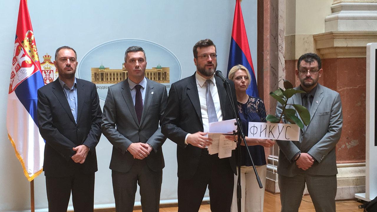 Srđan Nogo: Zašto je Ana Brnabić novi predsednik vlade