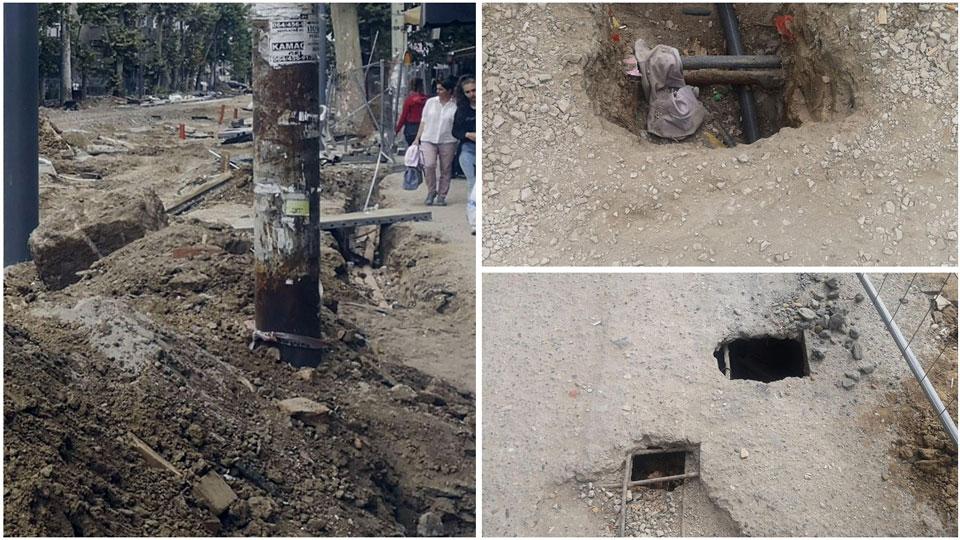 Radovi na Paliluli opasni po Beograđane