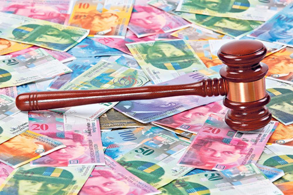 Slovenija: Ništavnost kreditnih ugovora u švajcarskim francima