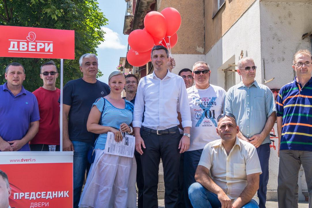 Poseta narodnih poslanika Aranđelovcu