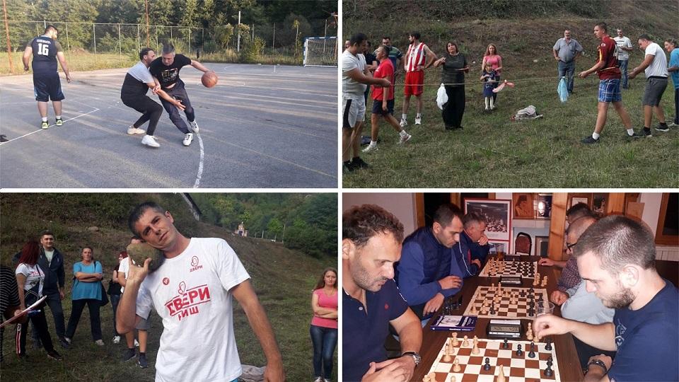 Druge dverjanske sportske igre
