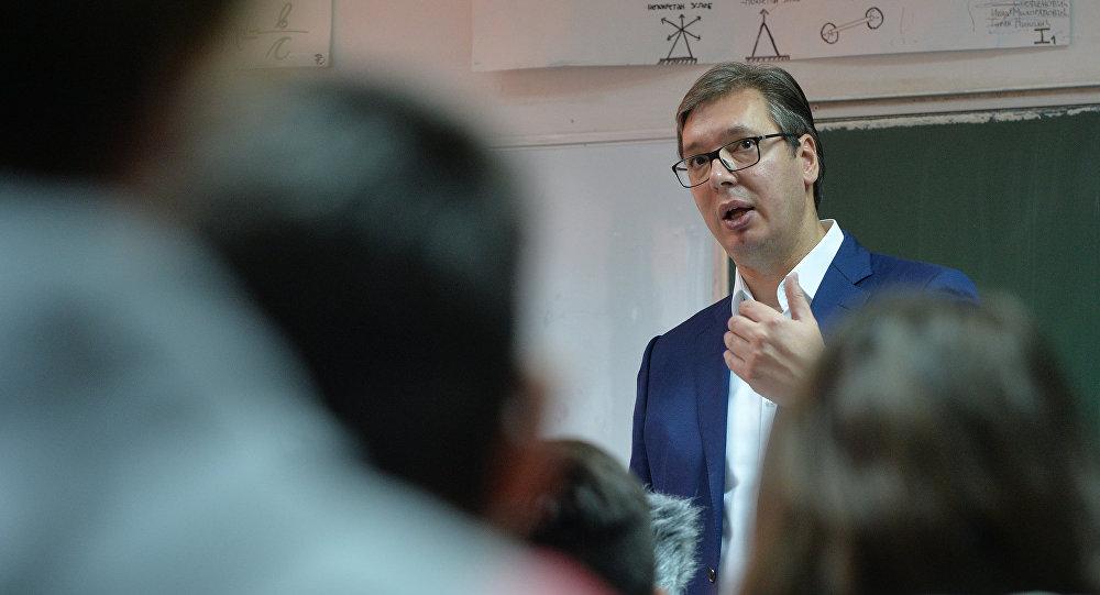 Dveri: Vučićeva poseta Aranđelovcu je vrhunac licemerja