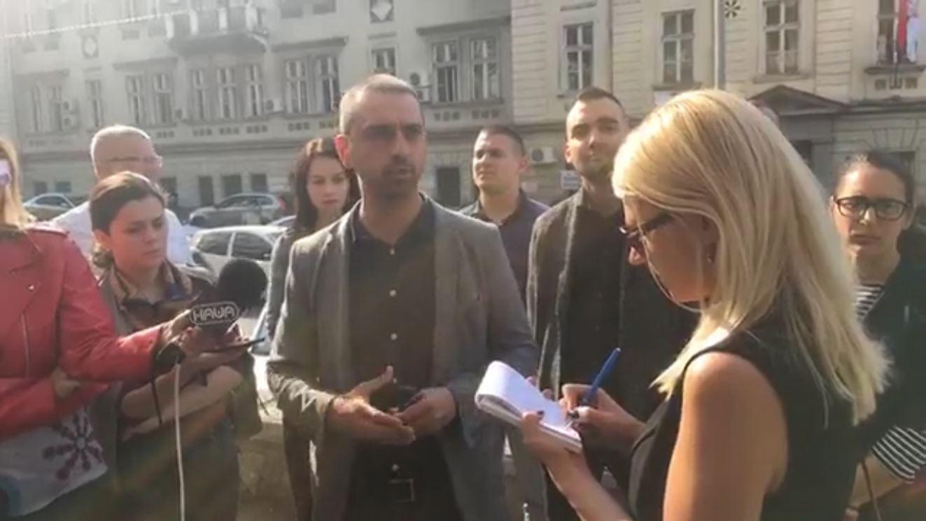 Југослав Кипријановић: Институције и даље ћуте на пљачку имовине Двери