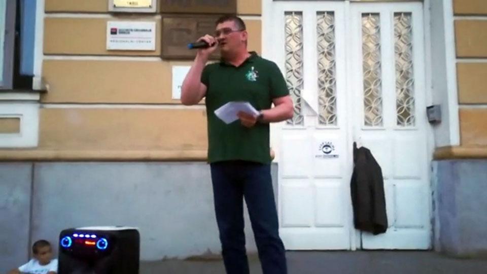 Aleksandar Tanasković u Užicu: Tražimo državu po meri slobode
