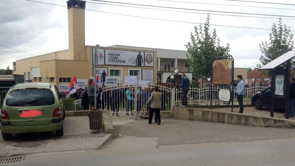 Bošku Obradoviću ponovo zabranjen ulaz na Kosovo i Metohiju