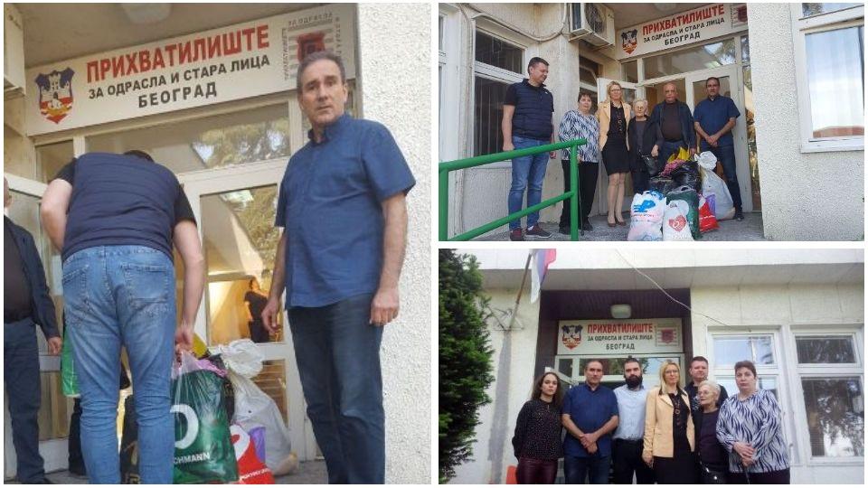 Dveri Beograd brinu o marginalizovanim sugrađanima