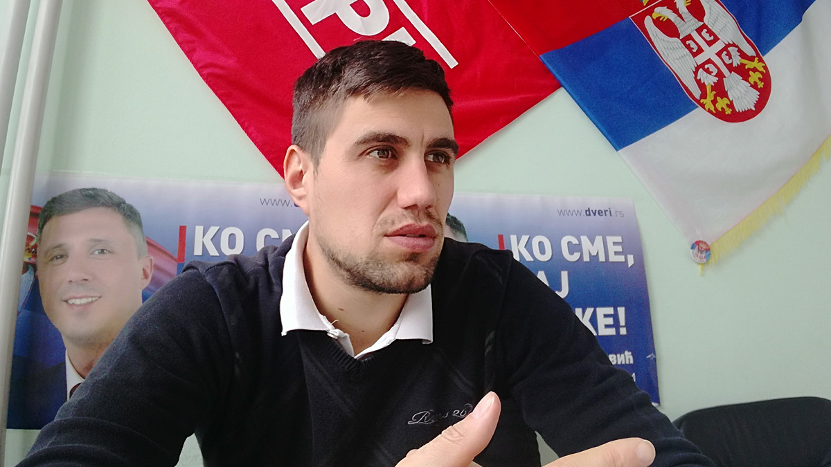 Radosav Vasiljević rasipnik novca Novovarošana