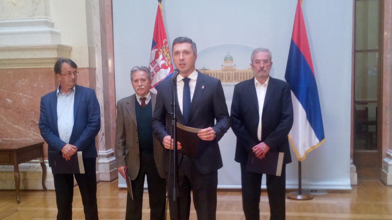 Apel sedmorice: Umesto Vučićevog lažnog dijaloga o Kosovu i Metohiji da se narod izjasni na referendumu