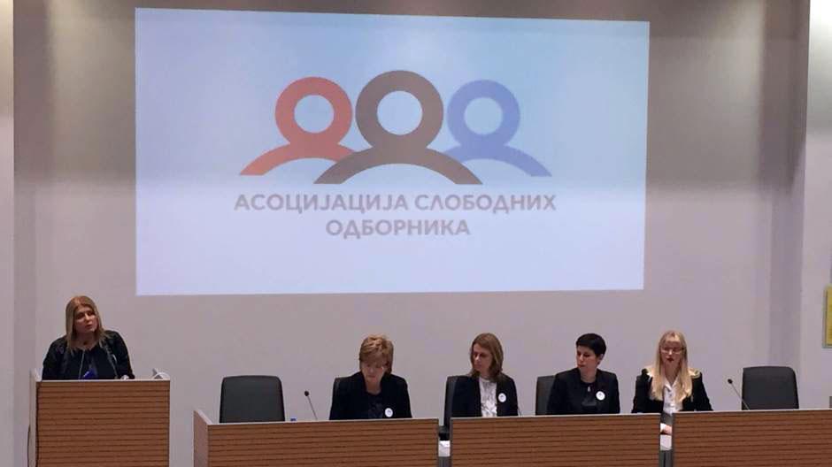 Asocijacija slobodnih odbornika osudila nasilje u Knjaževcu