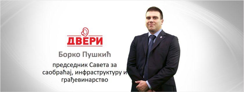 Dveri Prijepolje-N. Varoš: Iliću odluči, da li ste vlast ili opozicija