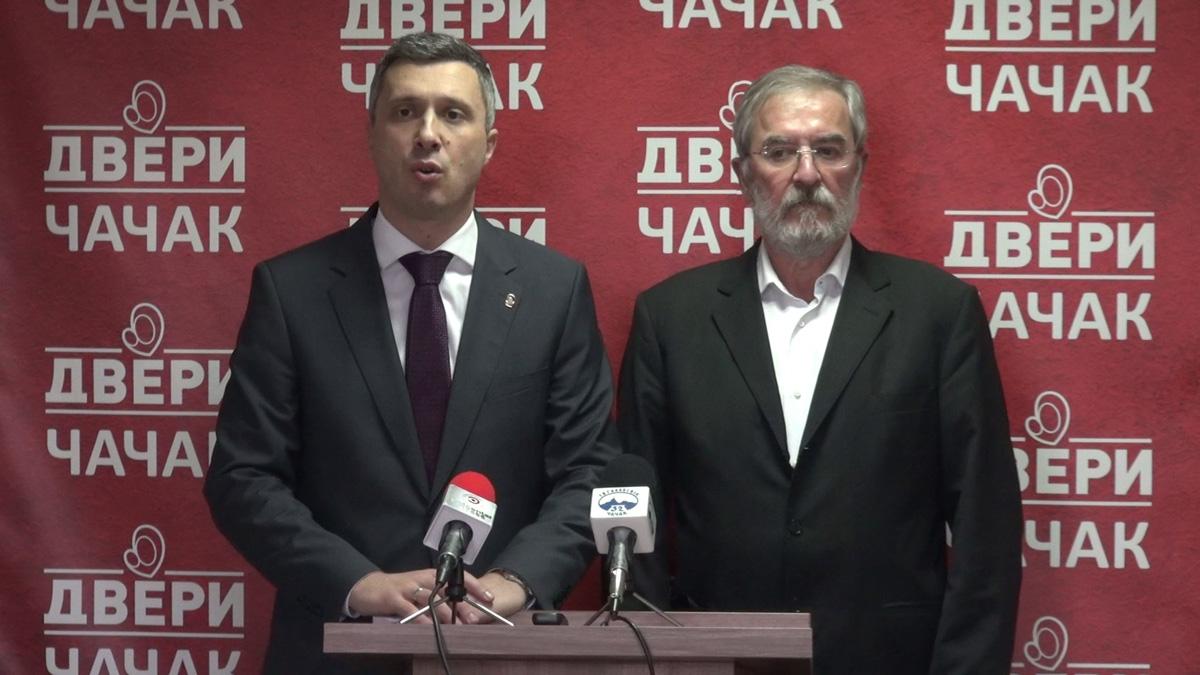 Boško Obradović i Dragan Todorović: Važno je da se čuju i drugačiji stavovi u trenutnoj političkoj žabokrečini