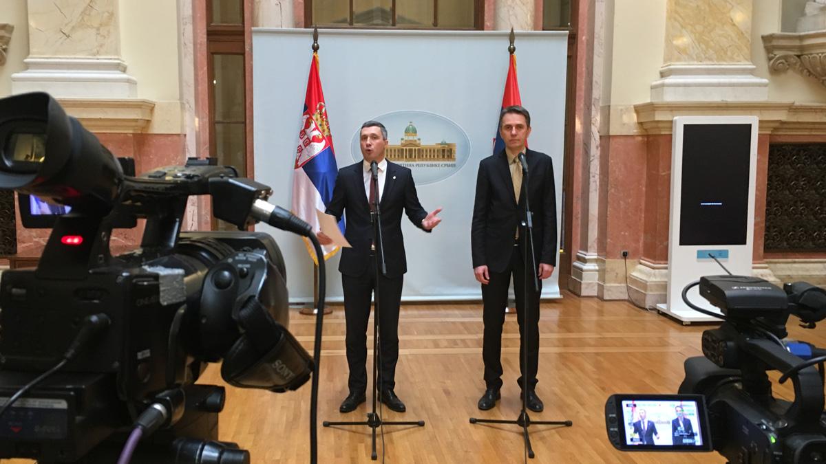 Boško Obradović: Zamenik predsednika opštine Zemun otkrio kriminal SNS