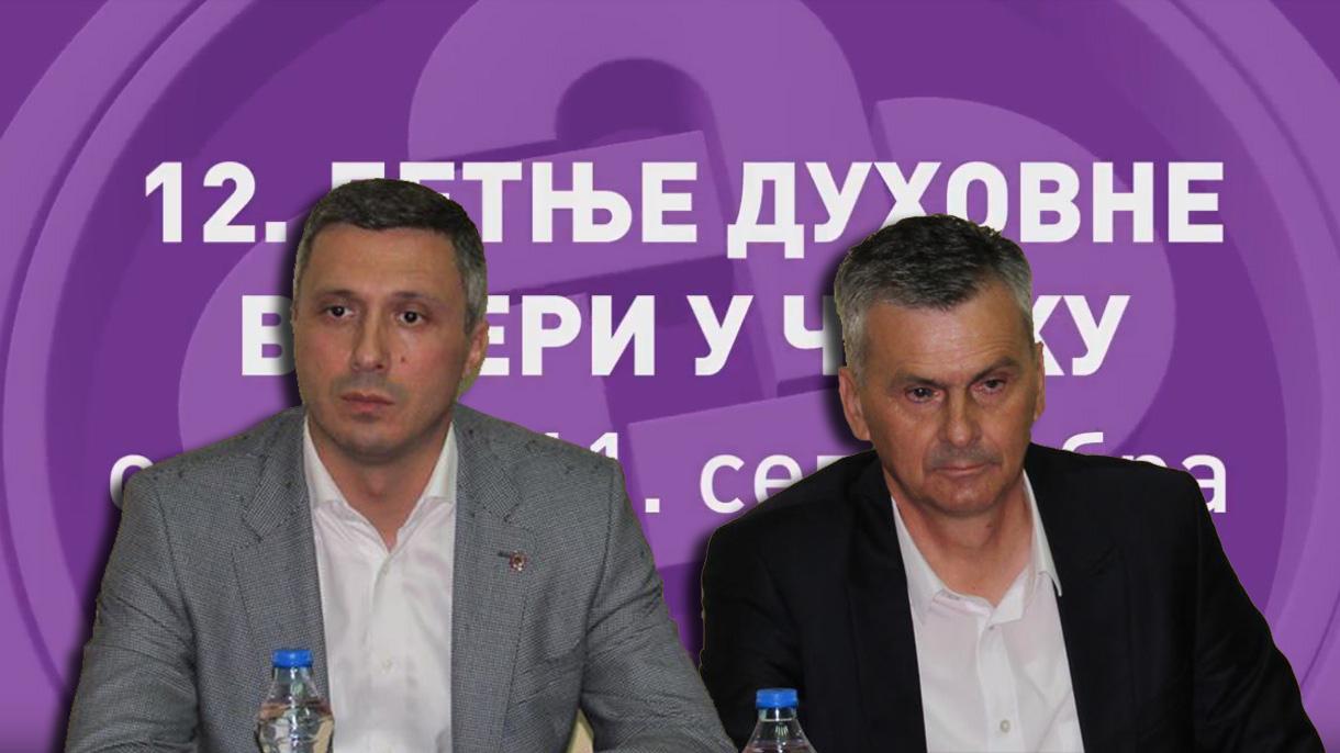Obradović i Stamatović u Čačku: RTS propagandna mašina SNS