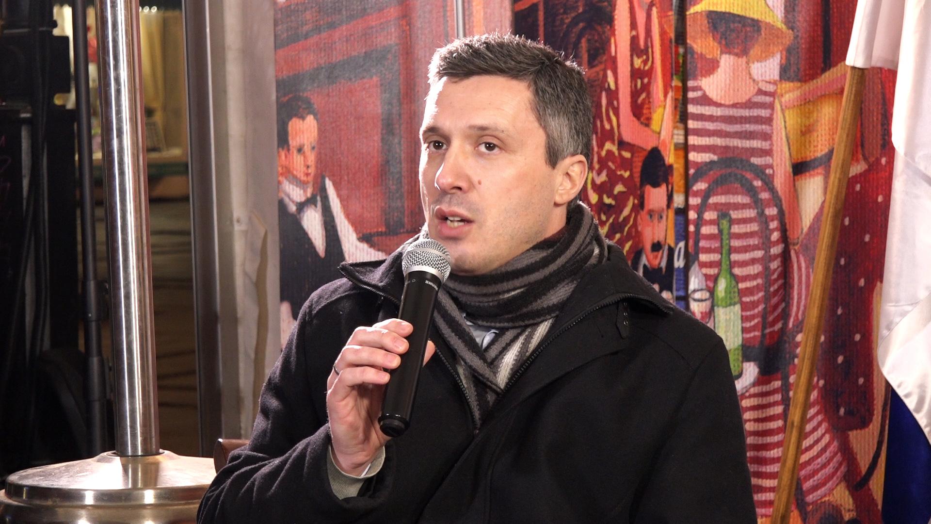 Boško Obradović: Glas za ovu koaliciju je glas koji se neće preliti Vučiću