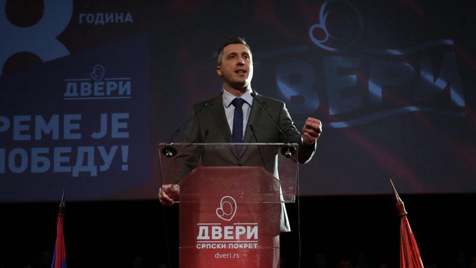 Boško Obradović: Vučić Srbe sa KiM doživljava kao dijasporu