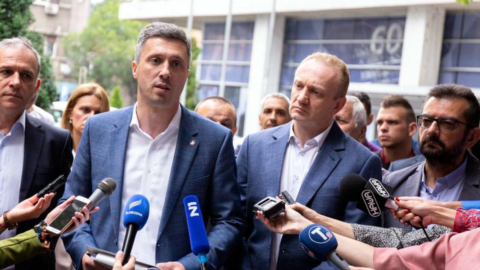 Boško Obradović: Megatrend je srce korumpiranog sistema 30 godina