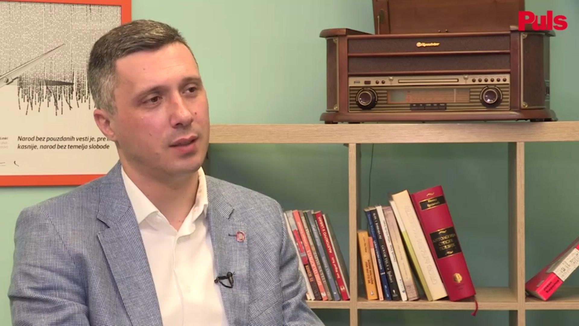 Boško Obradović: Beograd je dobio vlast i opoziciju kakvu je želeo