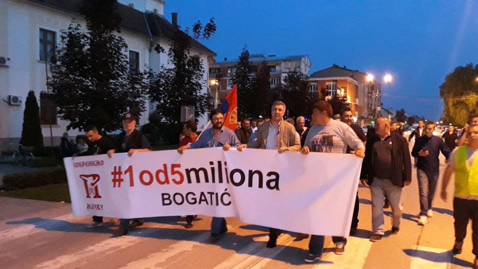 Boško Obradović: Ovo je borba protiv jedne kriminalne organizacije