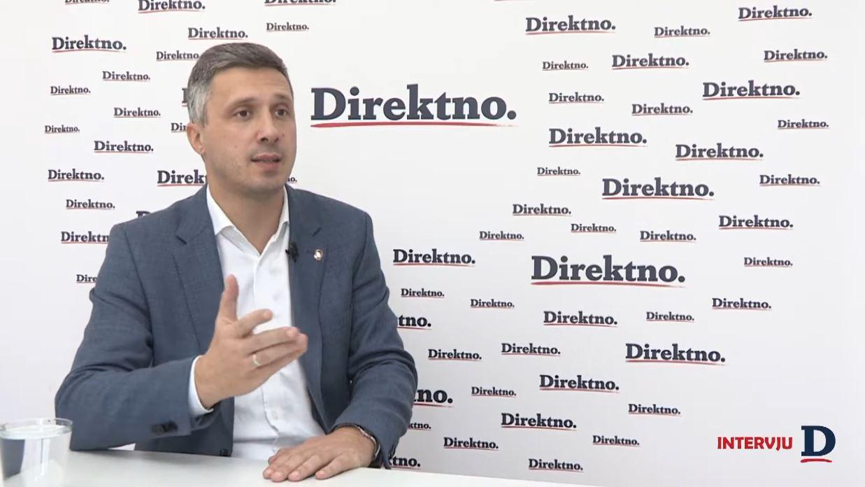 Obradović za Direktno.rs: U Srbiji više nema normalnog političkog života, bojkot to treba da pokaže građanima